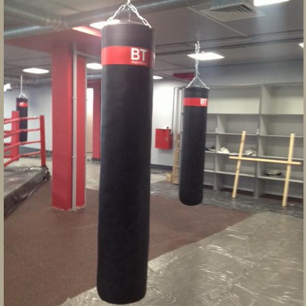 Мешки боксерские гелевые