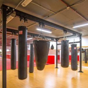 Подвесы для боксерских мешков (станции бокса)