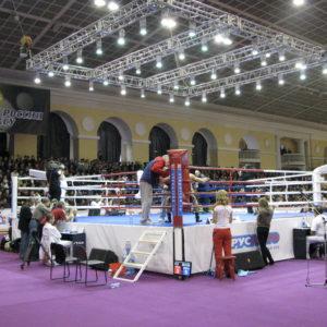 Ринги боксерские и спортивное оборудование