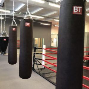 Боксерские груши и мешки боксерские гелевые